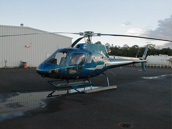 AS 350 B2 - 17,700 TTAF
