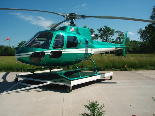 AS350 B2- 295 TTAF