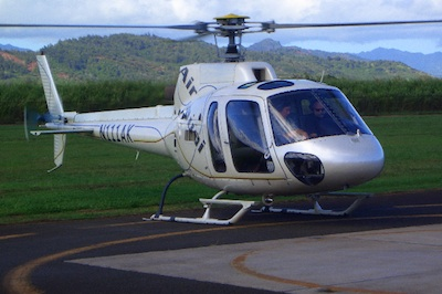 AS 350 BA - 13,910 TTAF
