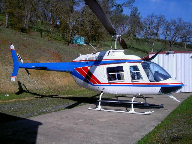 Bell 206 BII -- 6,425 TTAF