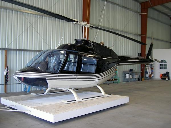 BELL 206 BIII – 7,500 TTAF
