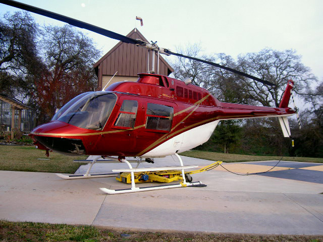 Bell 206 BIII - 8,240 TTAF