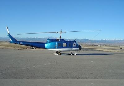 Bell UH-1H – 13,100 TTAF