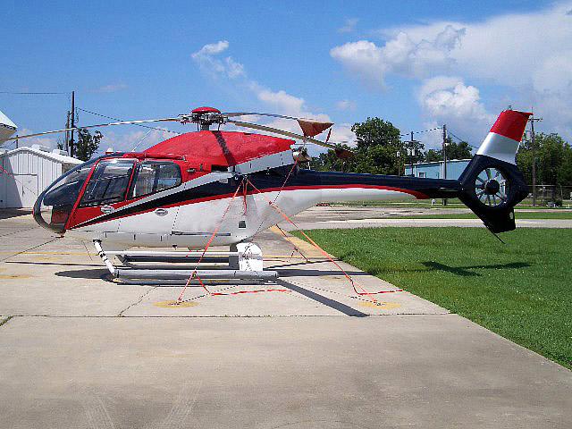 EC 120 B - 4,540 TTAF