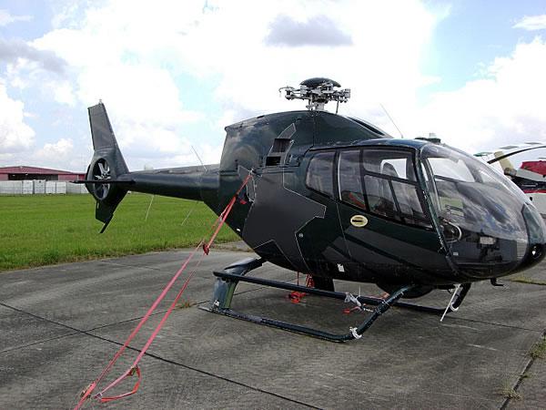 EC 120 B - 6,060 TTAF