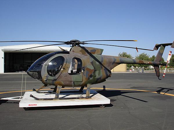 MD 530F - 1,230 TTAF